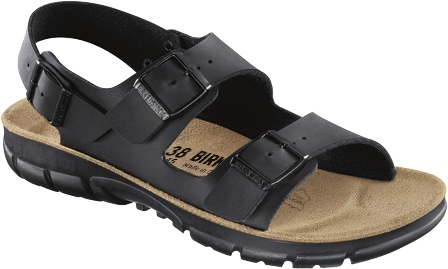 Birkenstock Professional Sandale Kano schwarz Gr. 36 - 46 500781 + 500783