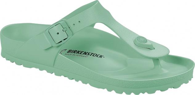 Birkenstock Gizeh EVA bold jade