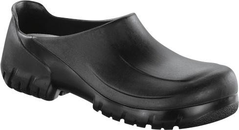 Birkenstock Professional Clog A640 mit Stahlkappe schwarz 020272