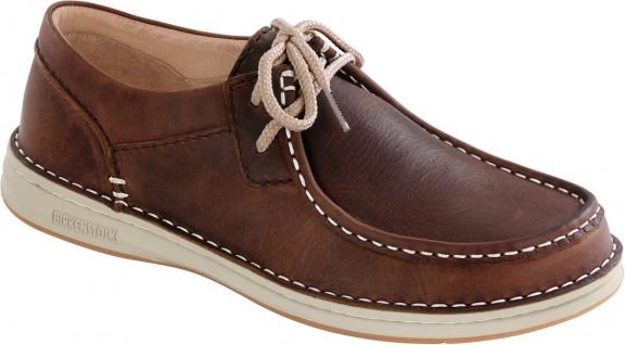 Birkenstock Shoes Halbschuh Pasadena Men NL braun Gr. 40 - 46 495651 + 495653