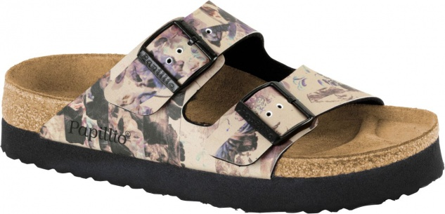 Papillio Pantolette Sandale Arizona BF Gr. 35 - 43 golden age sand 1007088 - Vorschau