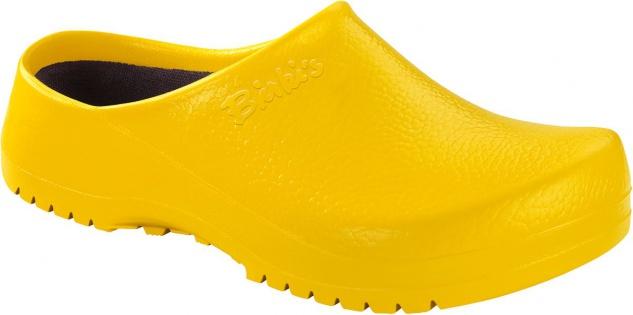Birkenstock Professional Clog Super Birki yellow Gr. 35 - 48 068041
