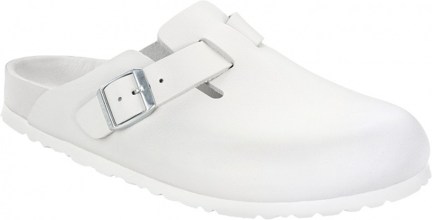Birkenstock Clog Boston weiß 948193