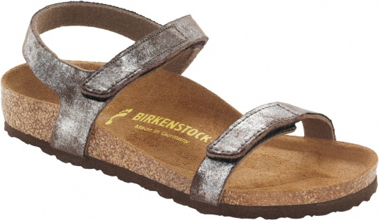 Birkenstock Sandale Yala BF stardust stone Gr. 24 - 34 025353K
