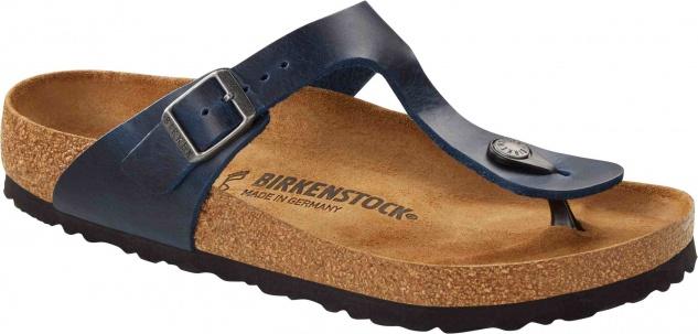 Birkenstock Gizeh blue 1019362