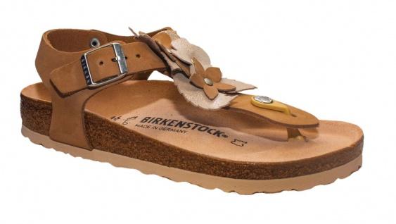 Birklenstock Zehensteg Sandale Kairo NL nude Gr. 35 - 43 1005179
