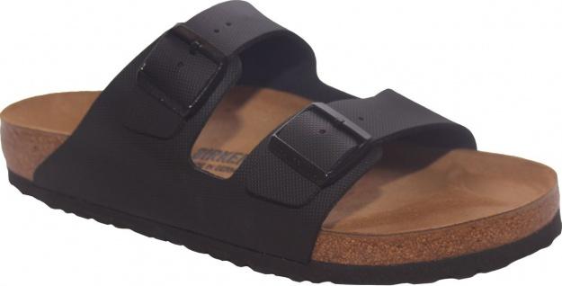 Birkenstock Pantolette Sandale Arizona BF cortina black Gr. 35 - 43 1010631