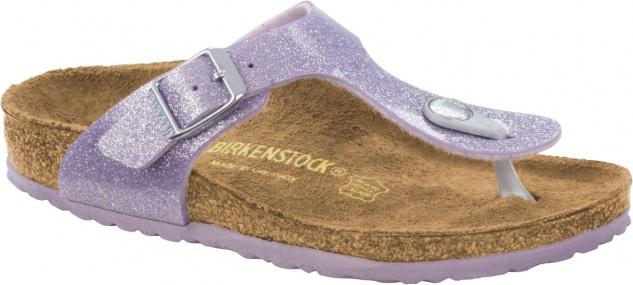 Birkenstock Kids Zehensteg Sandale Gizeh BF magic galaxy lavender - Gr. 35 - 39 1003239