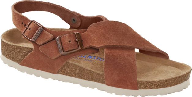 Birkenstock Sandale Tulum earth red 1015894
