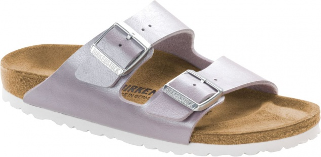 Birkenstock Pantolette Arizona BF graceful orchid Gr. 35 - 43 - 1006373