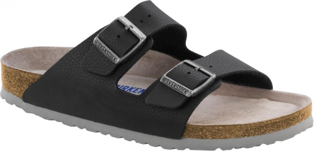Birkenstock Arizona desert soil black BF Gr. 35 - 46 1005140