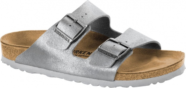 Birkenstock Pantolette Arizona animal fascination gray Gr. 35-43 1008690