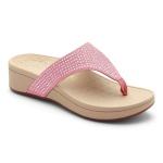 Vionic Zehensteg Sandale Naples blush Gr. 36 - 42