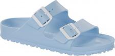 Birkenstock Pantolette Badeschuh Arizonasoft blue EVA Gr. 36- 41 1009222