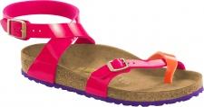 Birkenstock Zehensteg Sandale Yara BFLA tropical orange pink Gr. 35 - 43 1004055