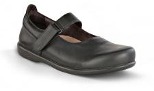 BIRKENSTOCK Shoes Balerina Reutlingen schwarz Leder Gr. 36 - 42 430291 + 430293