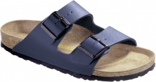 BIRKENSTOCK Pantolette Arizona blau Gr. 35 - 48 051751 + 051753