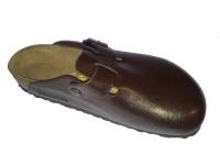 Birkenstock Clog Nashua BF graceful toffee Gr. 35 - 46 - 267851