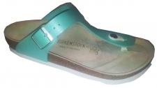 Birkenstock Zehensteg Sandale Gizeh BF graceful mint, Gr. 35 - 43 - 845361