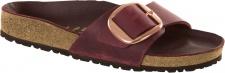 Birkenstock Pantolette Madrid Big Buckle zinfandel Nubuk Gr. 35 - 43 1011079