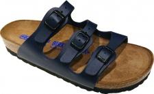 Birkenstock Pantolette Florida blau NL 35 - 43 953943