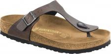 Birkenstock Zehensteg Sandale Gizeh BF pull up brown - Gr. 35 - 46 - 1005028