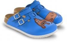 BIRKENSTOCK Professional Clog Kay dog blue SUPERLAUF Gr. 35 - 42 582536