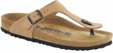 Birkenstock Zehensteg Sandale Gizeh NU WB sand Gr. 35 - 43 847621