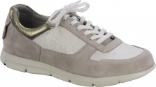 Birkenstock Shoes Cincinnati Gr. 36 - 42 sandshell/cream Naturleder 1004744