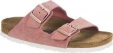 BIRKENSTOCK Pantolette Arizona rose Veloursleder Gr. 35-43 1003731