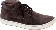 Birkenstock Shoes Bandon Gr. 40 - 46 espresso Veloursleder 1007739
