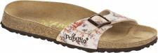 Papillio Pantolette Madrid Gr. 36 - 42 rambling rose beige 274243