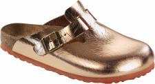 Birkenstock Clog Boston metallic copper Fettleder Gr. 35 - 43 - 259633