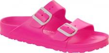 Birkenstock Pantolette Badeschuh Arizona neon pink EVA Gr. 36 - 41 Neu 129533