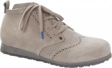 Birkenstock Boots Dundee plus taupe Veloursleder Gr. 36 - 42 1009832