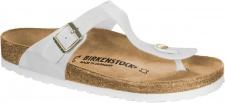 BIRKENSTOCK Pantolette Gizeh animal fascination offwhite Gr. 35-43 1008661