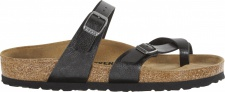 Birkenstock Zehensteg Sandale Mayari BF graceful licorice - Gr. 35 - 43 - 171391