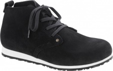 Birkenstock Boots Dundee plus dark grey Veloursleder Gr. 40 - 46 1004844
