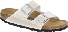Birkenstock Pantolette Arizona BF magic galaxy white Gr. 35 - 43 - 057661