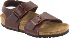 Birkenstock Sandale New York kids pull up brown Gr. 24 - 34 1000361k