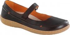 BIRKENSTOCK Shoes Balerina Iona dark brown Naturleder Gr. 36 - 42 433071 + 433073