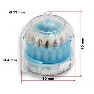 SunSun JX01 Luft-Filter für Aquarium-Luftausströmer Belüftungsschlauch - Vorschau 2