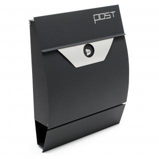 briefkasten anthrazit online bestellen bei yatego. Black Bedroom Furniture Sets. Home Design Ideas