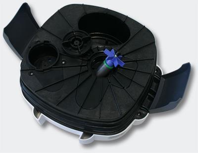 Ersatzteil Außenfilter SunSun HW-302 Top Cover Filterkopf - Vorschau 2