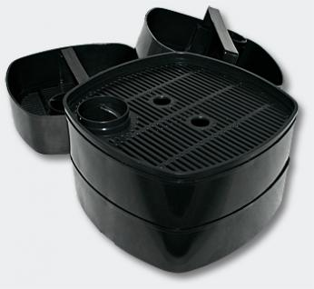 Ersatzteil Außenfilter SunSun HW-304 Filterkörbe Griffe Abdeckplatte