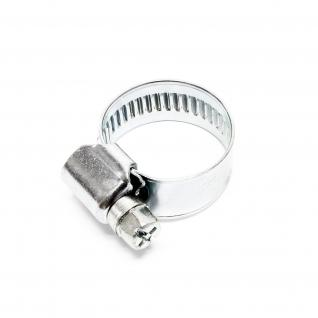 Schneckengewinde Schlauchschellen W5 Edelstahl rostfrei 12mm 25-40 mm