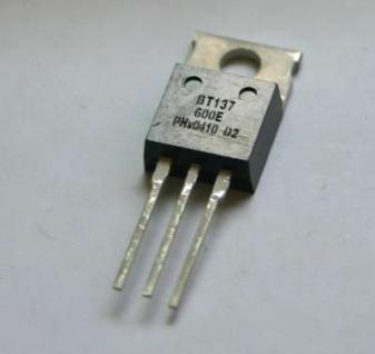 AOYUE Ersatzteil BT137 600E Triac Transistor