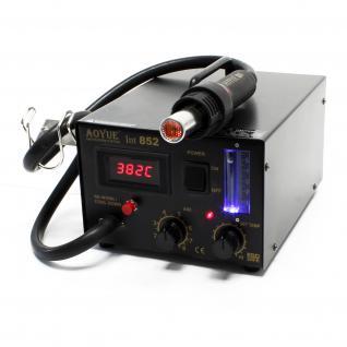 AOYUE Int852 Heißluftstation Digitale SMD Reworken mit Heißluft