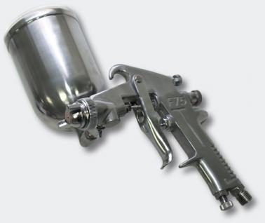 HVLP Lackierpistole Spritzpistole Sprühpistole HS-75G 1, 5 mm Düse
