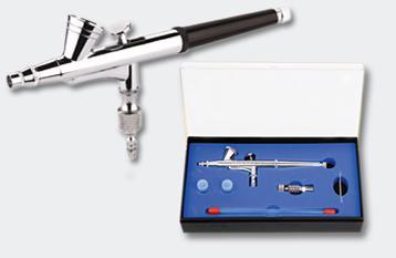 Airbrushpistolen 135T 0, 2 0, 3 0, 5 mm Double - Vorschau 1